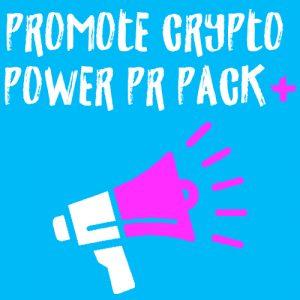 Promote Crypto PR Pack